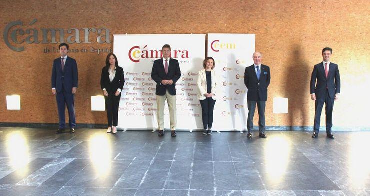 Centro Españo de Mediación Cámara de Comercio de España