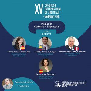 Congreso internacional de arbitraje y mediación